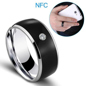 Universal Wearable Smart Ring for All Android Windows NFC Cellphone Mobile Phones GDeals - Worldwide Shipper