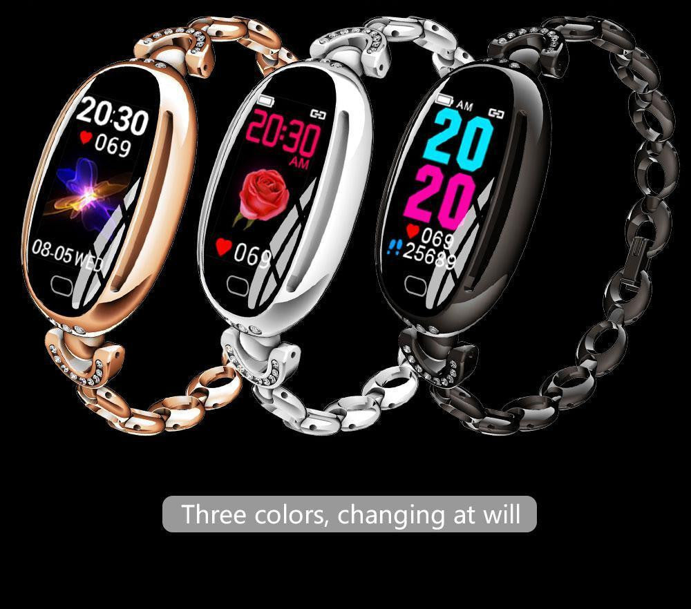 women fitness bracelet smart watch - Worldwide Shipper