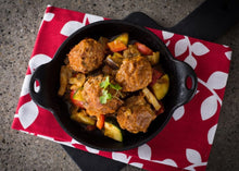 Load image into Gallery viewer, Ratatouille Turkey Meatballs