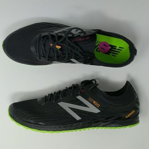New Balance MXCS900K v4 Spike Men's Track Shoes Black/Dynomite MXCS900K - LoneSole