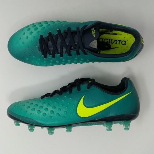 NIKE MAGISTA OPUS II AG-PRO Mens SOCCER CLEATS 843814-376 Sz 6 & Sz 11 NEW - LoneSole