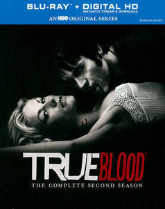 True Blood: The Complete Second Season (Blu-ray Disc, 2014, 5-Disc Set) - LoneSole