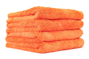"The Rag Company Eagle Edgeless Microfiber Towel 500 GSM 70/30 16""x16"" - LoneSole"