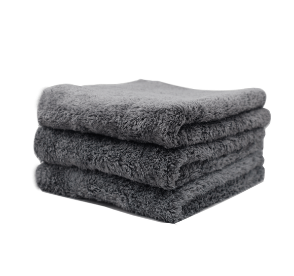 The Rag Company Eagle Edgeless Microfiber Towel 600 GSM 70/30 16