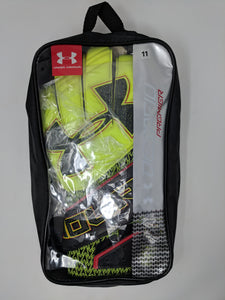 Under Armour Desafio Premier Mens Soccer Goalkeeper Gloves 1279426-731 New - LoneSole