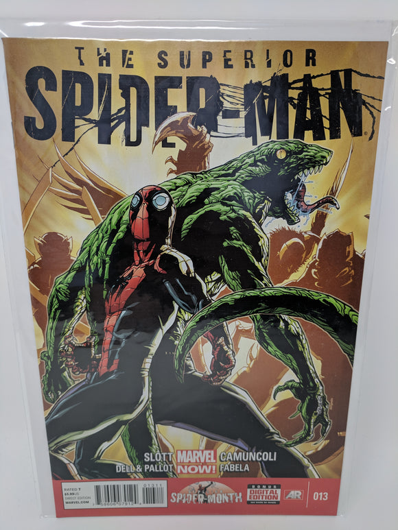 Superior Spider-Man #13 ( 2013 ) Marvel Comic Book VF/NM - LoneSole