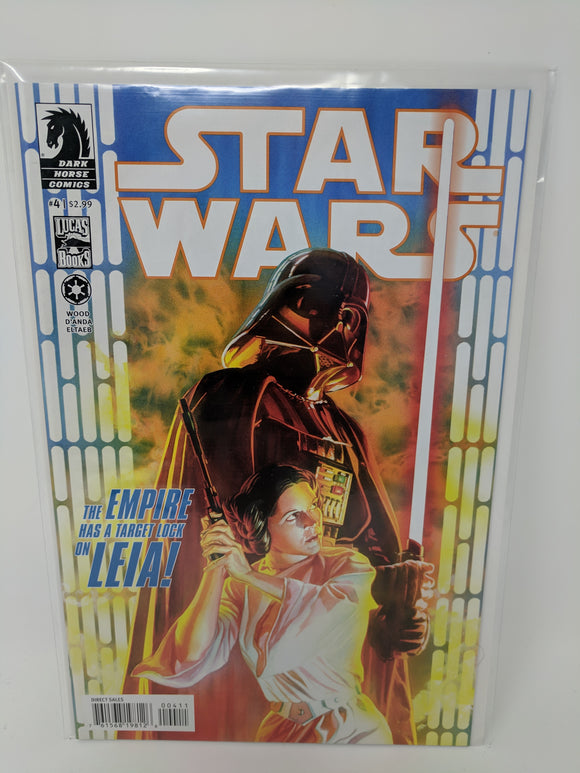 Star Wars (2013) #4 Dark Horse Comics Lucas Draft VF/NM - LoneSole