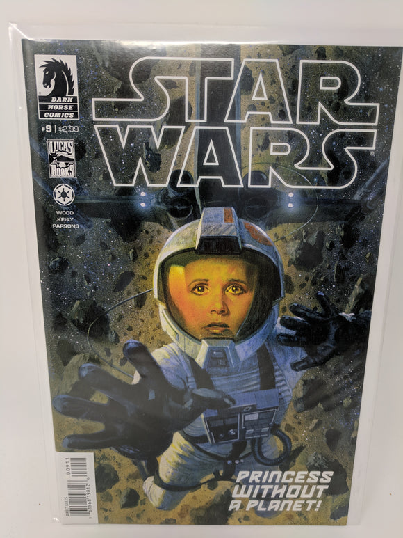 Star Wars (2013) #9 Dark Horse Comics Lucas Draft VF/NM - LoneSole