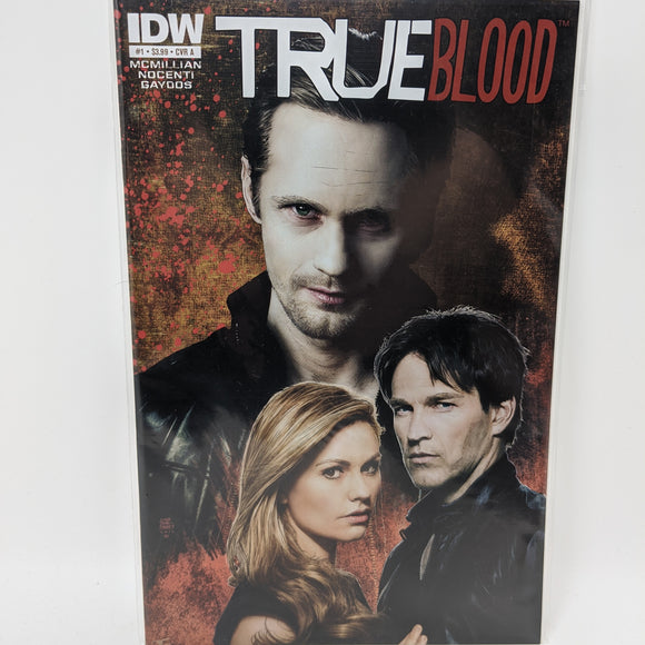True Blood #1A ( 2012-Present ) IDW Publishing Comic Book VF/NM