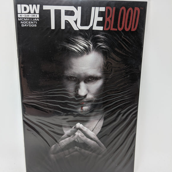 True Blood #2B ( 2012-Present ) IDW Publishing Comic Book VF/NM