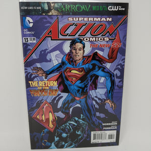 Action Comics #13A ( 2011-2016 ) DC Comic Book VF/NM - LoneSole