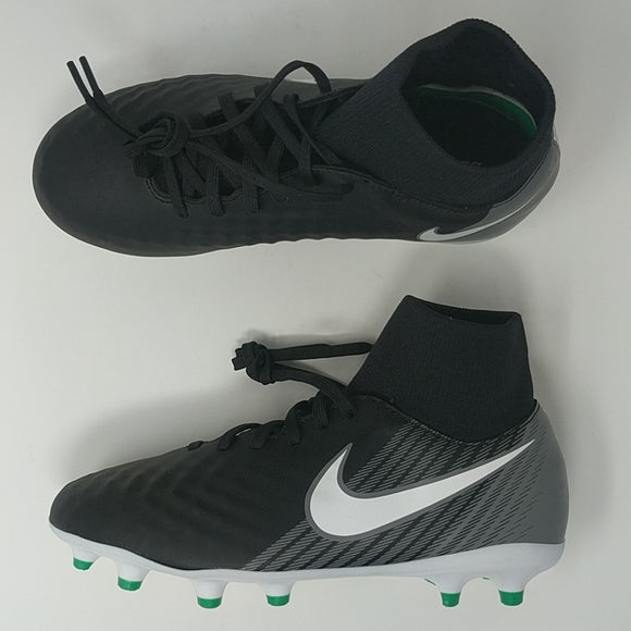 NIKE JR MAGISTA ONDA II DF FG BOYS YOUTH SOCCER CLEATS SZ 4Y 917776-002 - LoneSole