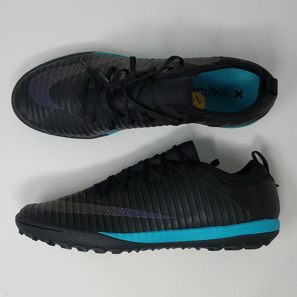 Nike MercurialX Finale II SE TF Soccer Cleats Size 13 New 897742-004 - LoneSole