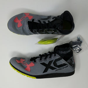 UNDER ARMOUR BANDIT XC SPIKE 1273938-101 UA Track Running Shoe New - LoneSole