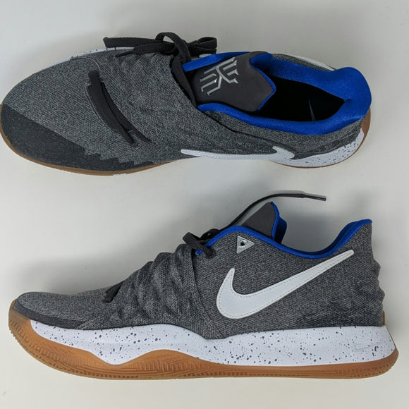 Nike Kyrie Low Uncle Drew Grey Gum Mens Basketball Shoes Sz 14 AO8979-005 - LoneSole