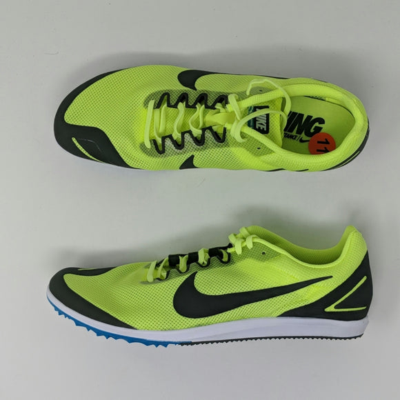 Nike Zoom Rival D 10 Cleats Shoes 907566-703 Men's Sz 11 New - LoneSole