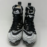 Nike Force Savage Elite TD Molded Football Cleats 857063-010 Black New - LoneSole