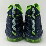 Nike Alpha Menace Elite TD Nike Grip Navy Blue/Green AJ6547-301 Men's New - LoneSole