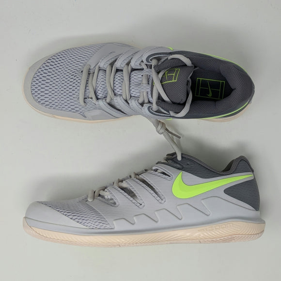 NIKE AIR ZOOM VAPOR X HC Women's Tennis Sz 11 New AA8027-002 - LoneSole