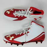 Under Armour Nitro Clutch Football Cleats Sz 14 New 1252684-103 - LoneSole