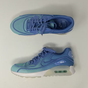 Nike Air Max 90 Ultra 2.0 BR Still Blue/Polar-White (WS) (917523 400) - LoneSole