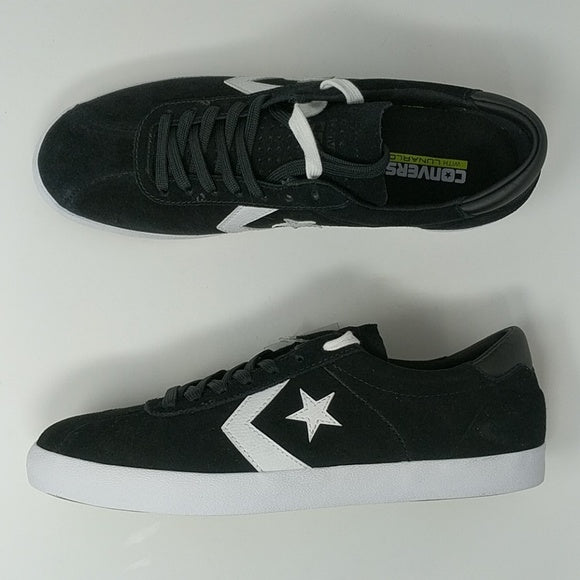 CONVERSE BREAK POINT PRO OX 155541C BLACK / WHITE / BLACK NEW - LoneSole