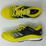 Adidas Women's Crazyflight X Volleyball Shoes Yellow/Black BA9267 NEW - LoneSole