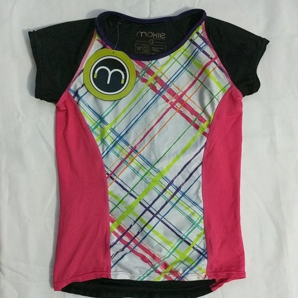 Moxie Cycling Young Miss Colorblock Athletic Jersey Kids NWT Pick Size - LoneSole