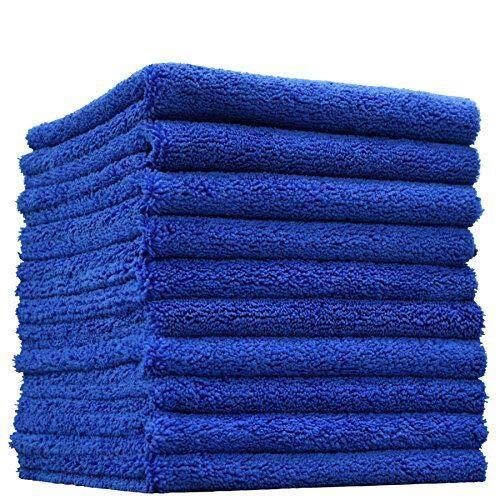 The Rag Company CREATURE Edgeless Microfiber Towel 420 GSM 70/30 16