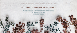 Organic Cosmetics without preservatives and emulsifiers