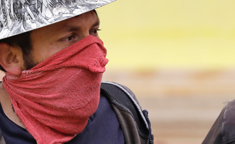 Face Coverings Increase Risk of Heat Related Illnesses