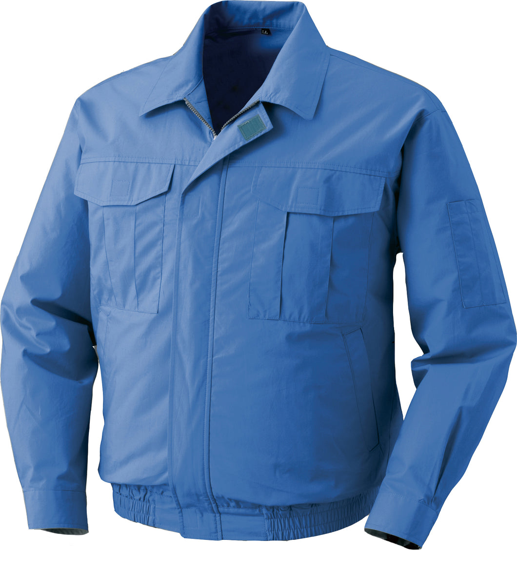 Best Cooling Jacket - Long Sleeve 100% Cotton for Construction Work