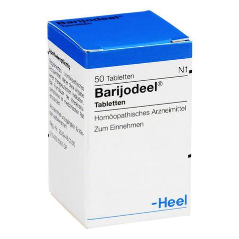 Barijodeel - Tablets