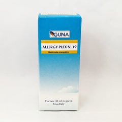 Guna Allergy Plex 19 (Molds 1) - Drops