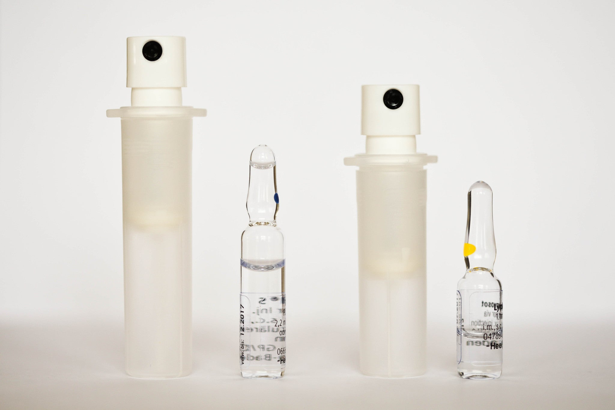 Ampoule Dispenser Spray