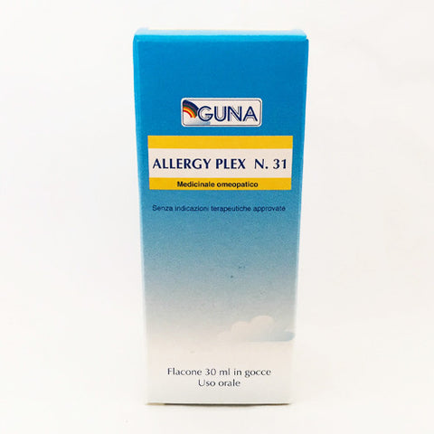 Guna Allergy Plex 31 (Fur) - Drops