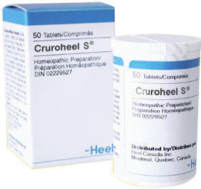 Cruroheel S - Tablets