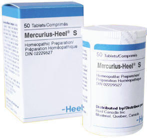 Mercurius-Heel  Tablets