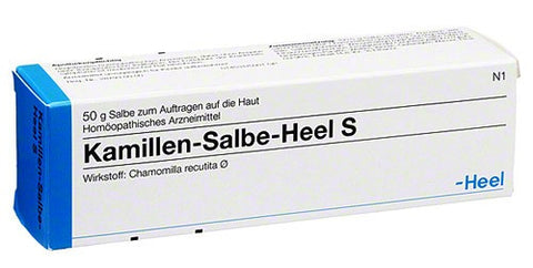 Kamillen Salbe (ointment / cream) 50gm