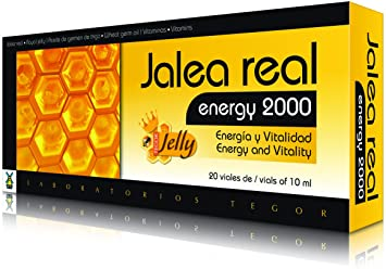 Tegor Jalea Real Energy 2000