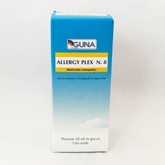 Guna Allergy Plex 08 (Cereals 2 inc Wheat) - Drops