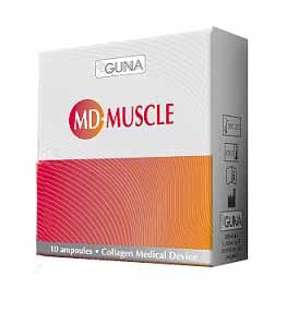 Guna MD Muscle - Ampoules