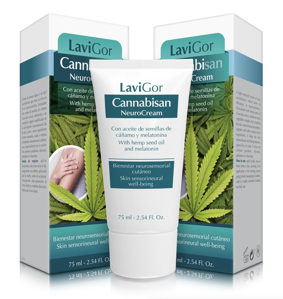 LaviGor Cannabisan Neurocream - 75ml