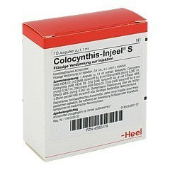 Colocynthis Injeel S - Ampoules