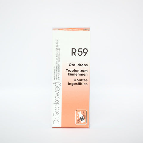 Dr. Reckeweg R59 - Drops, 50ml (Against Obesity)