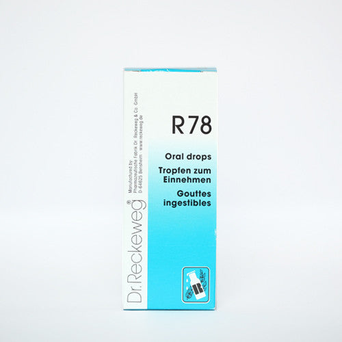 Dr. Reckeweg R78 - Drops, 50ml (Eye Drops - Oral)