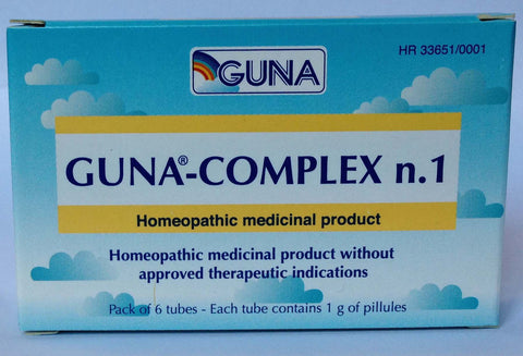 Guna Complex N.1 (Guna Flu and Omeogriphi)