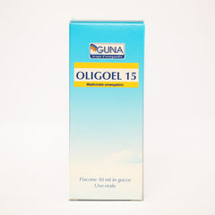 Guna Oligoel 15 (Copper) - Drops
