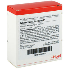 Mamma Suis Injeel - Ampoules