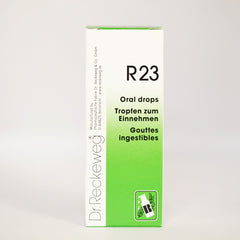Dr. Reckeweg R23 - Drops, 50ml (Eczema)